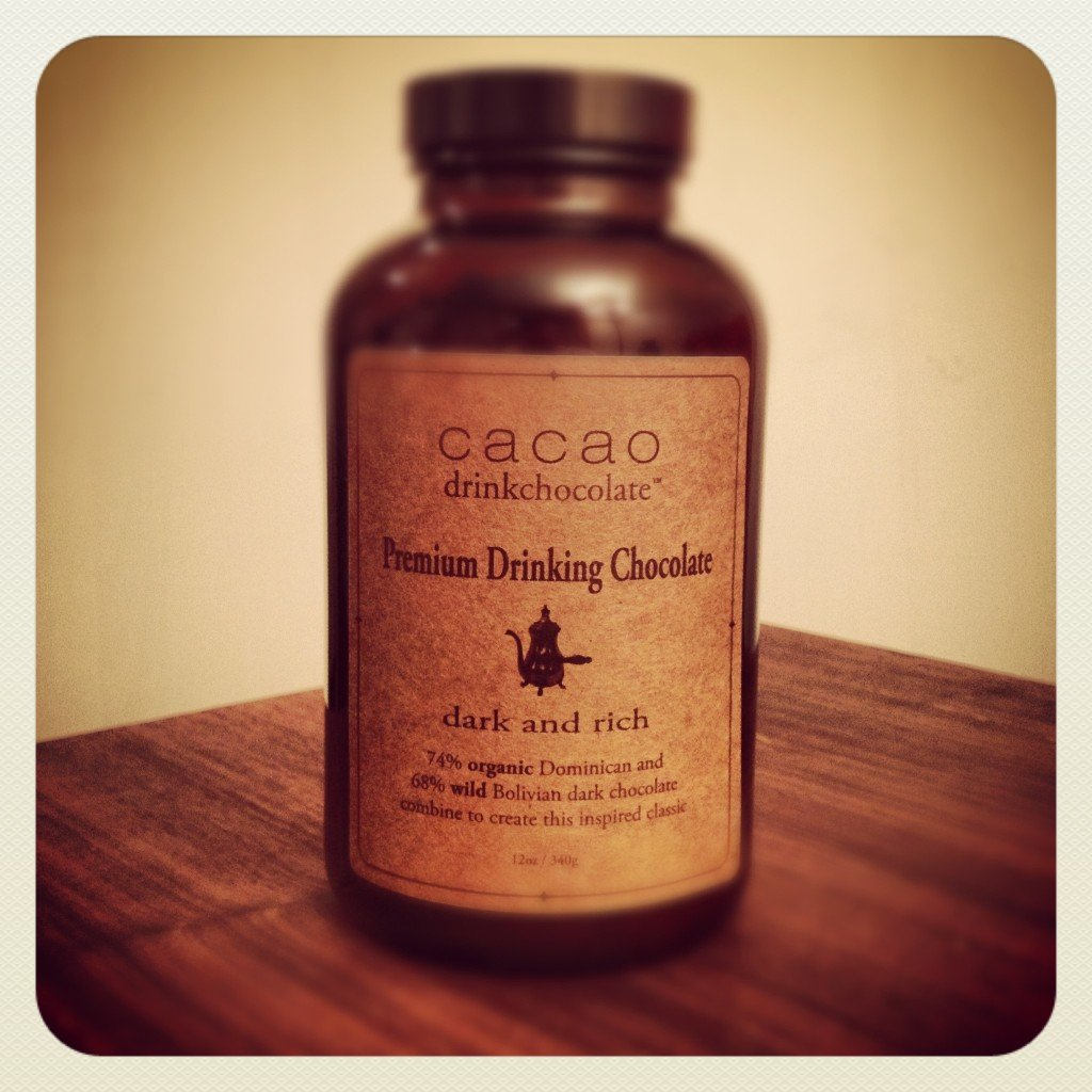 Cacao Premium Drinking Chocolate Mix