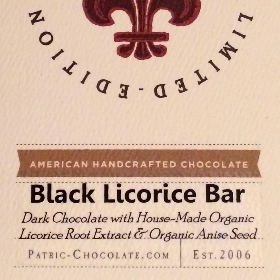 Patric Licorice Bar