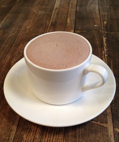 Cacao 100% Pure Dark Hot Chocolate